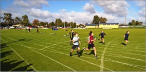 New sports day